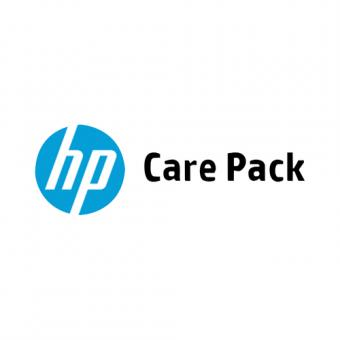 HP 5y Next Business Day Service w/DMR for PageWide Color 78x (U9RJ8E)