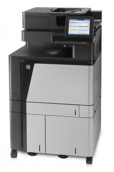 HP Color LaserJet Enterprise flow MFP M880z+ (A2W76A)